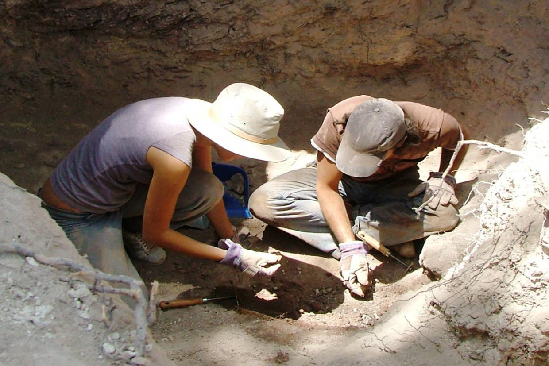 Αρχαιολογική Έρευνα Κυμισάλας 2009