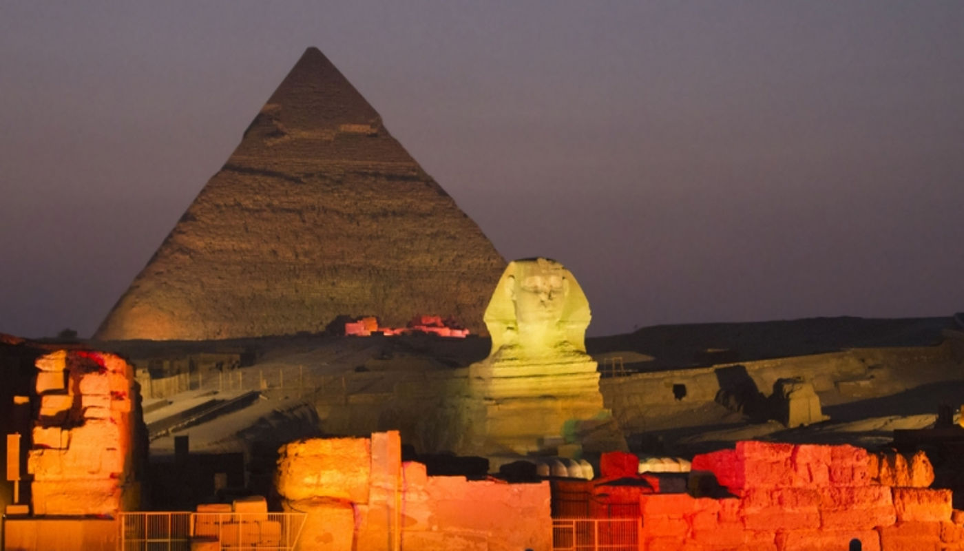 Great Sphinx of Giza 2